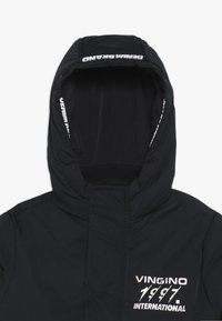 Vingino - TEFO - Winter jacket - deep black - 2