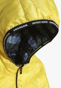 Vingino - TOINE - Zimní bunda - honey - 5