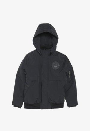 THEIGO - Winter jacket - deep black