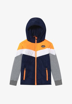 TAMSIRO - Light jacket - neon orange