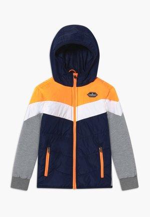 TAMSIRO - Light jacket - neon orange