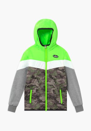 TAMSIRO - Light jacket - neon green
