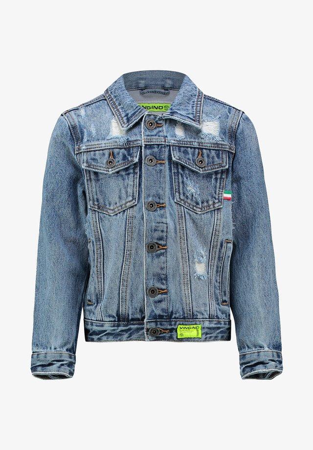 FREDERICO - Denim jacket - blue vintage