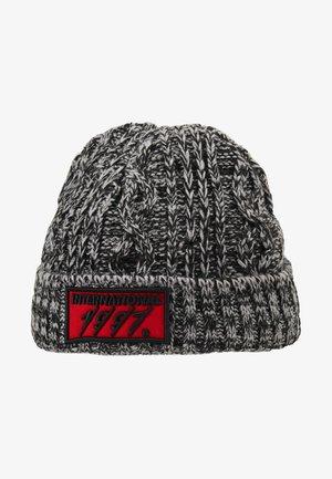 VASU - Bonnet - black