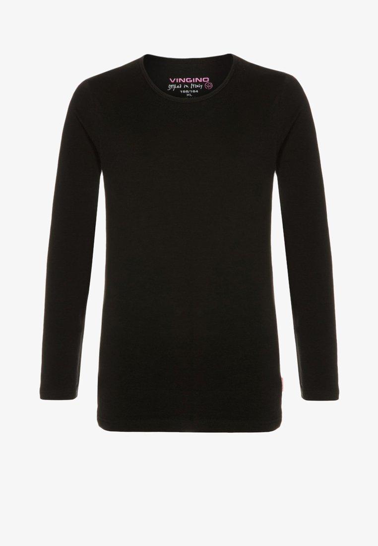 Vingino - T-Shirt basic - black