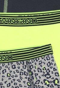 Vingino - LEOPARDACID 3 PACK - Onderbroeken - grey - 4