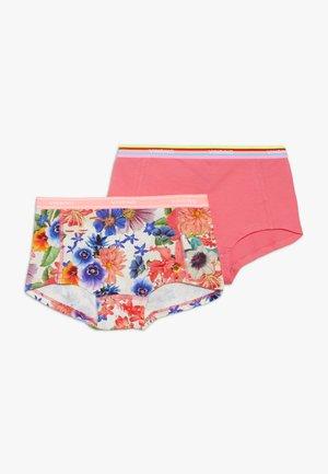 LACIE 2 PACK  - Panties - multicolor peach