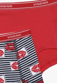 Vingino - KISSANDTELL 2 PACK - Boxerky - blue - 4