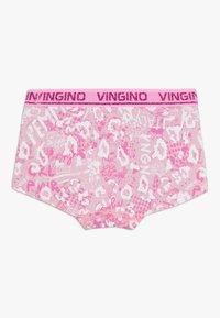 Vingino - STREETART 2 PACK - Panties - neon pink - 1