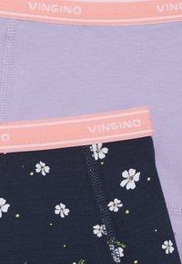 Vingino - MINIME 2 PACK - Boxerky - dark blue - 4