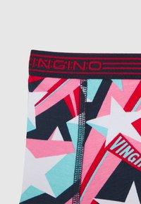 Vingino - TOTHESTARS 2 PACK - Kalhotky - red lollipop - 3