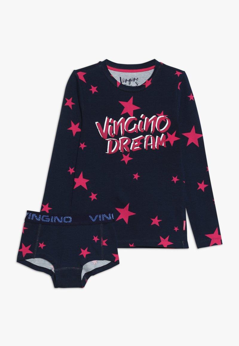 Vingino - WILLA - Nachtwäsche Set - pink fusion