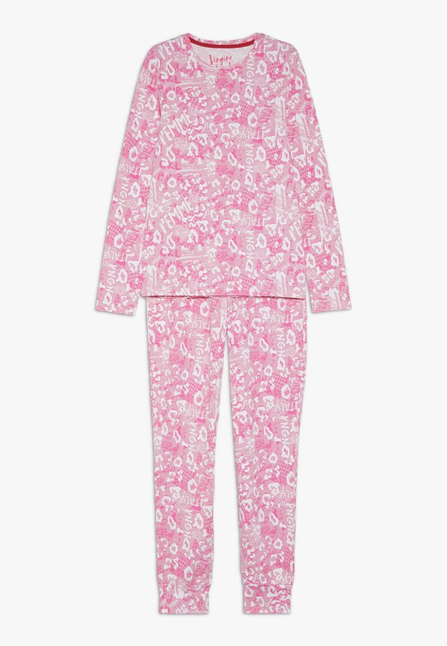 WESTHA - Pyjama set - neon pink