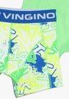 Vingino - GRAFITY 3 PACK - Panties - neon green