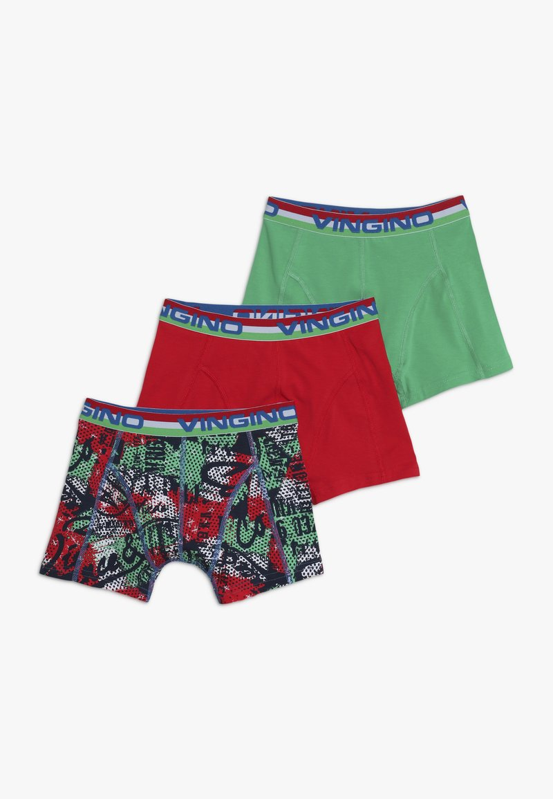 Vingino - ITALIA 3 PACK - Panties - basil green