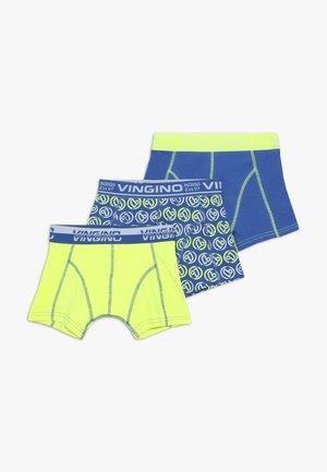 LOGO 3 PACK - Panties - capri blue