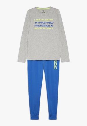 WENSEL - Pijama - grey mele