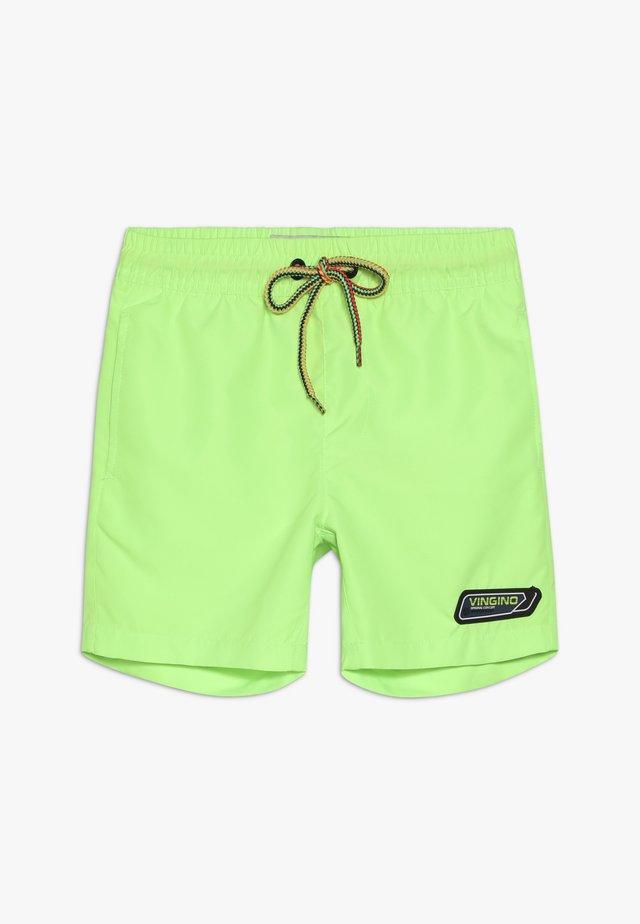 XIVO - Swimming shorts - neon green