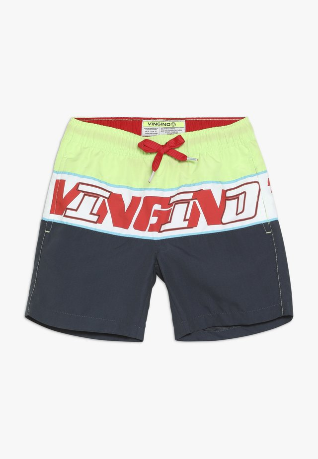 XEITE - Swimming shorts - citrus lime