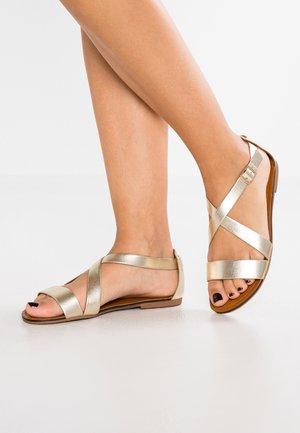 TIA - Sandals - gold