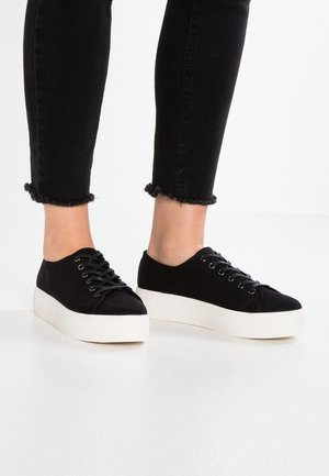 PEGGY - Sneakers laag - black