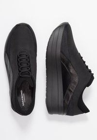 Vagabond - CASEY - Sneakers laag - black - 3
