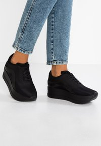 Vagabond - CASEY - Sneakers laag - black - 0