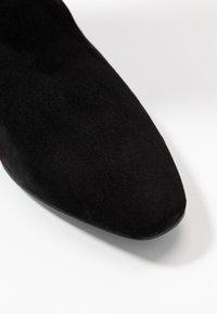 Vagabond - ALICE - Vysoká obuv - black - 2
