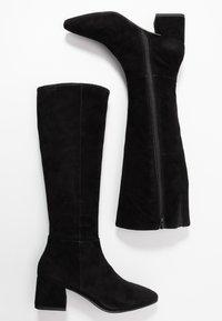 Vagabond - ALICE - Vysoká obuv - black - 3
