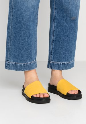 ERIN - Sandaler - yellow