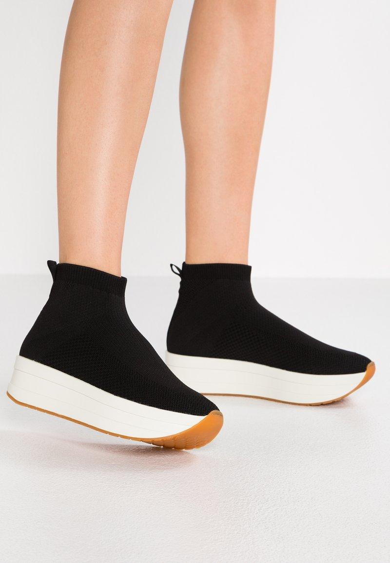 Vagabond - CASEY - Sneakers alte - black