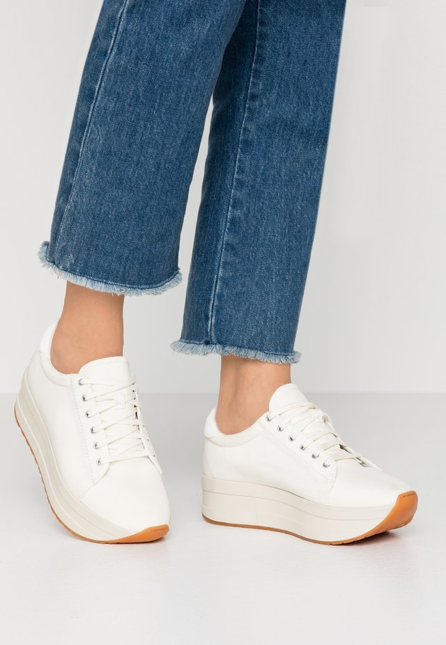 CASEY - Sneakers laag - white