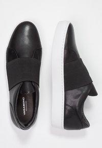 Vagabond - ZOE - Nazouvací boty - black - 3