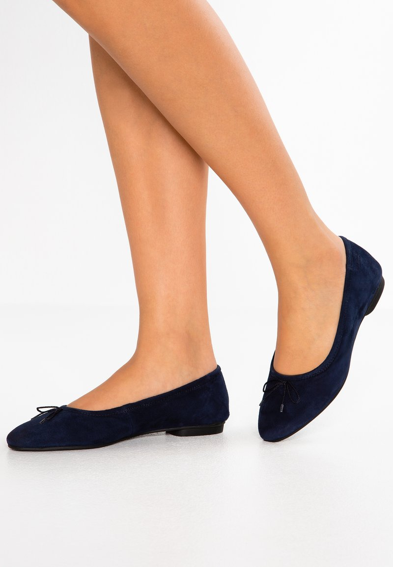 Vagabond - SANDY - Ballet pumps - dark blue