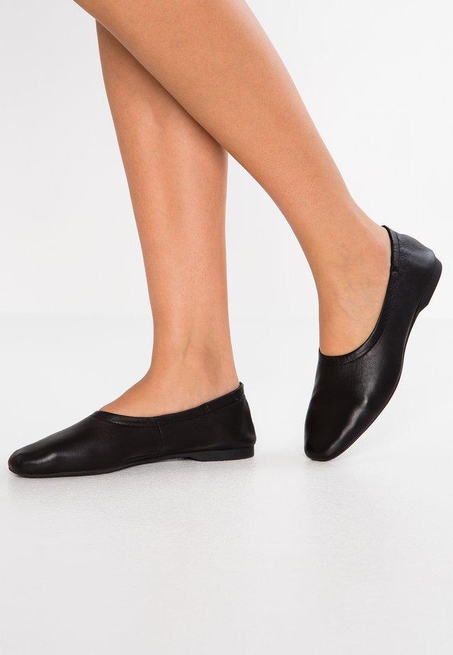 MADDIE - Ballerinaskor - black