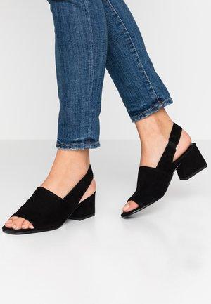 ELENA - Sandals - black