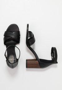 Vagabond - CAROL - Sandals - black - 3