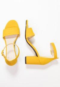 Vagabond - PENNY - Sandales - yellow - 3