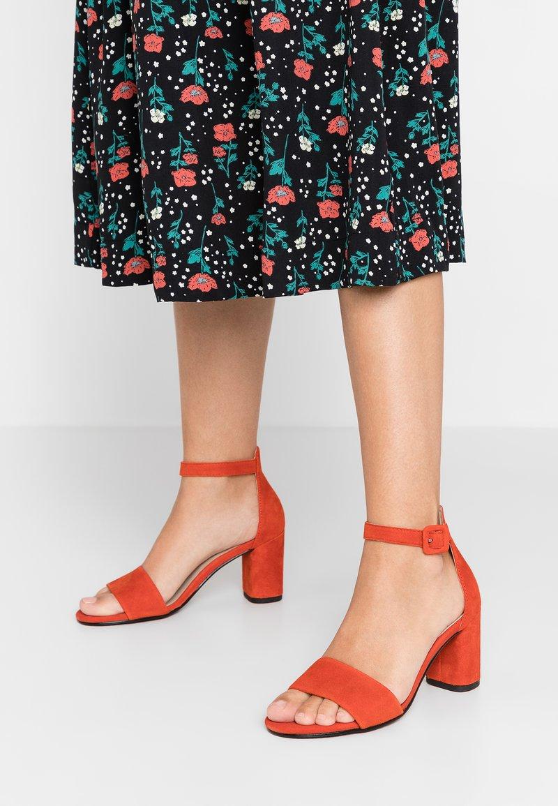 Vagabond - PENNY - Sandals - tangerine
