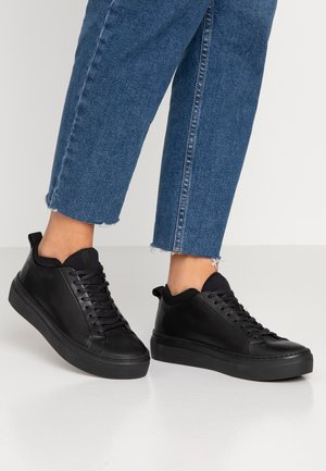 ZOE PLATFORM - Sneakersy niskie - black