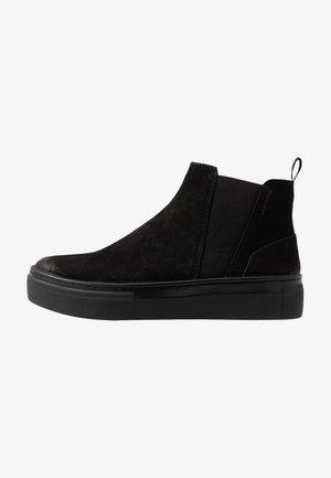 ZOE PLATFORM - Ankelboots - black
