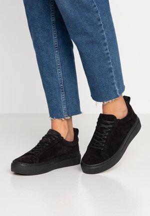ZOE PLATFORM - Sneakers basse - black