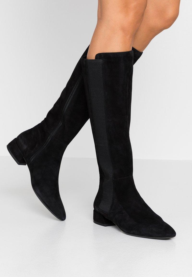 Vagabond - JOYCE - Høje støvler/ Støvler - black