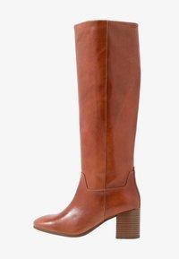 Vagabond - NICOLE - Høje støvler/ Støvler - cinnamon - 1