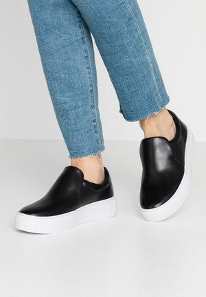 ZOE - Loaferit/pistokkaat - black