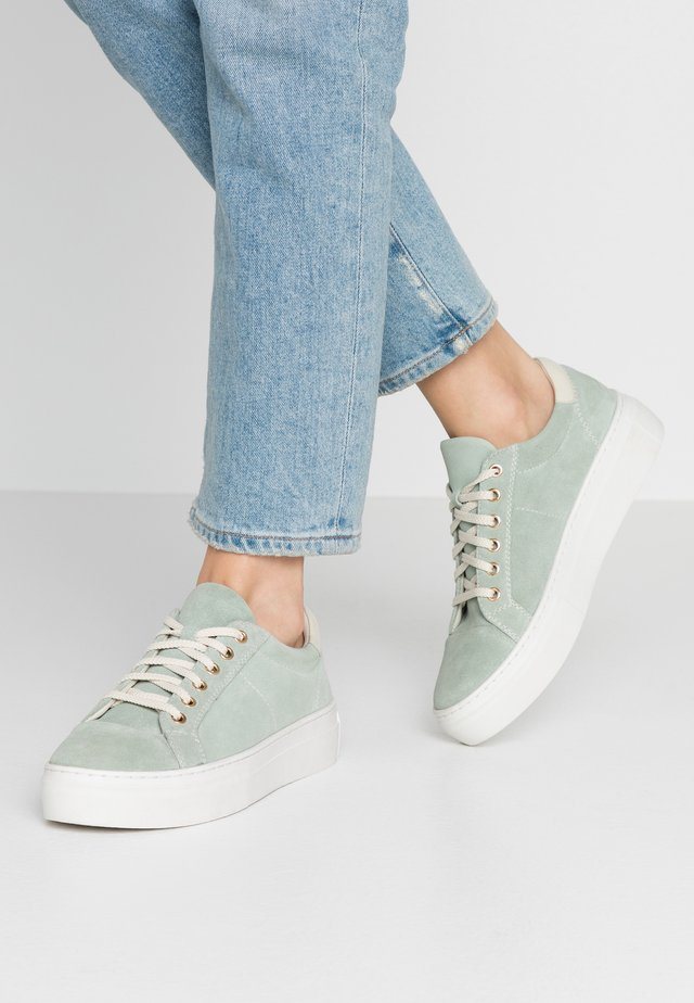 ZOE - Sneakers - dusty mint