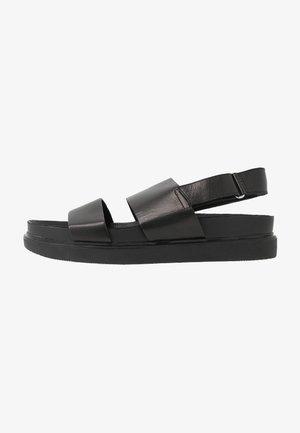 ERIN - Sandalen - black