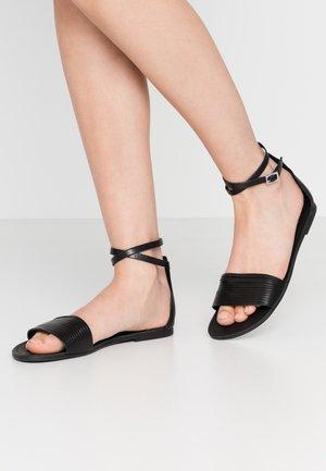 TIA - Sandaler - black