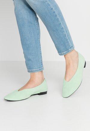 CELIA - Ballet pumps - neo mint