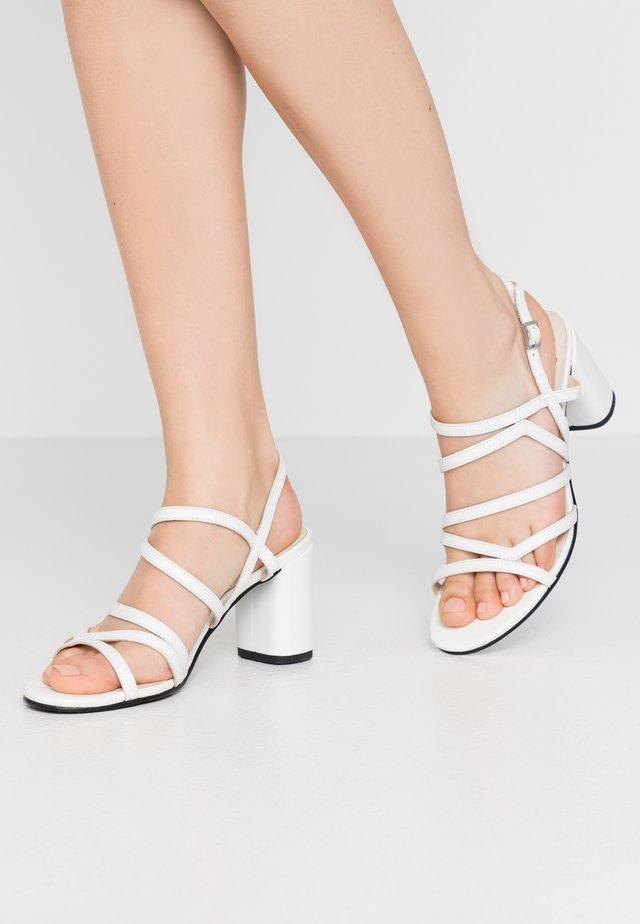 PENNY - Sandaler - white